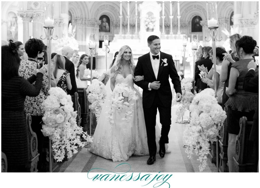 Saint Francis Xavier Church in NY, luxury NY wedding
