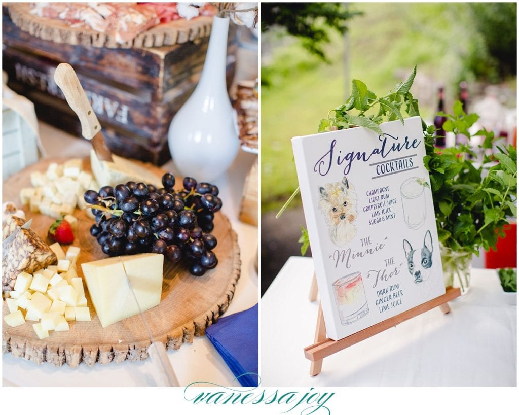 Frungillo Caterers, Millrace pond weddings