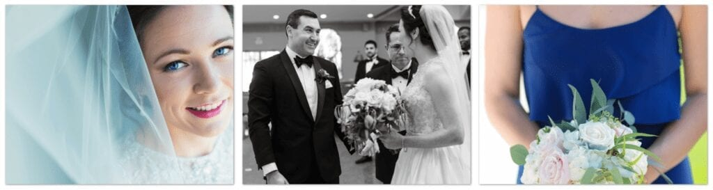 black and gold wedding, black and white wedding photography, bride photography