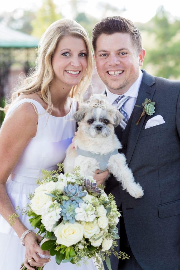 wedding dogs; wedding photography; dog photography