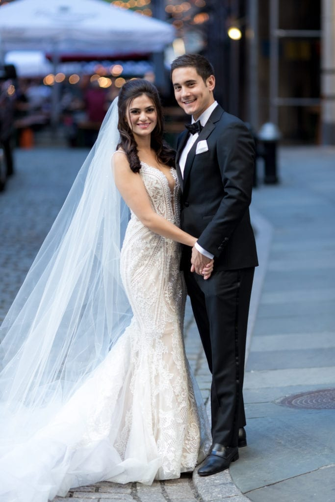 Cipriani Wall Street Wedding, New jersey wedding photographer