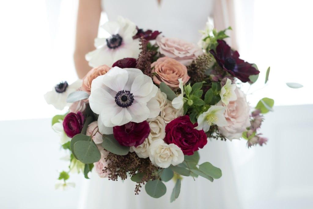 Cassandra Shah Flowers and Event Design floral bouquet