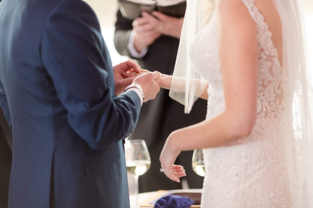 exchange of the rings, wedding ring ceremony